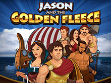 Онлайн слот Jason And The Golden Fleece на зеркале сайта