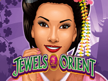 Играть в автомат Jewels Of The Orient от Microgaming онлайн
