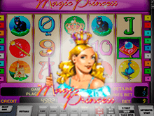 Играть в онлайн казино в автомат Magic Princess